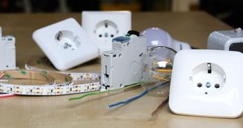 Elektroinstallationen für Privat und Gewerbe